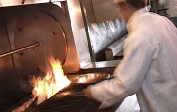 We Design Kitchen Fire Suppression Systems