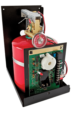 Residential Kitchen Fire Suppression Systems